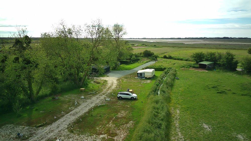 Accueillant CCH camping-car à Coutances - Manche (50)